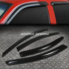 FOR 98-04 CONCORDE/300M SMOKE TINT WINDOW VISOR/WIND DEFLECTOR VENT RAIN GUARD