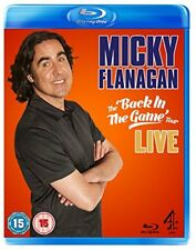 Micky Flanagan: Back In The Game - Live [Blu-ray] [DVD][Region 2]