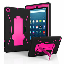 """Fire 7 Case Kids Safe Protective Cover For Amazon Kindle Fire 7"""" Tablet 9th 2019"""