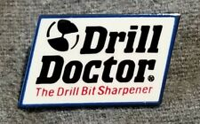 LMH PINBACK Pin DRILL DOCTOR Bit Sharpener Next Generation HOME DEPOT Employee b