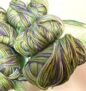 Laines Du Nord Mulberry Silk 1 skein 100% Silk 136yds