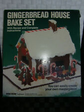 Fox Run 1978 Gingerbread House Bake Set 4532 from USA mint condition