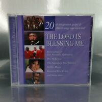 The Gospel Treasury Collection Lord Is Blessing Me by Various Artists music CD