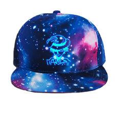 Anime One Piece Luffy Baseball Cap Snapback Sun Hat Cosplay Hip Hop Luminous AAA