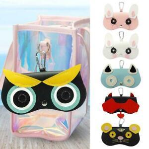 Fashion Cute Sunglasses Case PU Leather Glasses Bag Box Womens Glasses A3E5