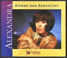 Alexandra  -  Stimme der Sehnsucht, - Reader`s Digest  3 CD Box