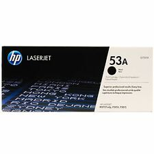 Orginal HP Toner  53A Q7553A Black für M2727 mfp, P2014, P2015 neu A-Ware
