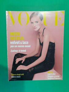 VOGUE Italia Settembre 1993 September 517 JAIME RISHAR Christy Turlington Italy