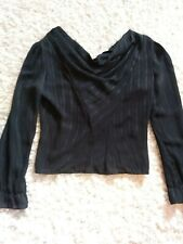 Vintage 1980s Sexy Blouse