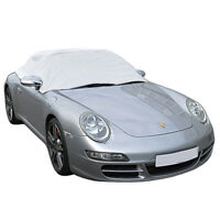 Porsche 911 996 997 Soft Top Roof Protector Half Cover - 1999 to 2011 {232G}