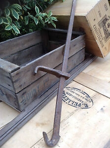 French Vintage Holdfast Tool
