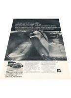 1973 Oldsmobile Cutlass Salon Olds - Vintage Advertisement Car Print Ad J403