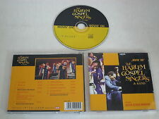 THE HARLEM GOSPEL SINGERS & BAND/MOVIN ON (INTER:SHOW ISCD 1008) CD ALBUM