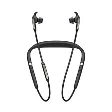 Jabra Elite 65e Alexa Wireless Neckband ANC Earbuds (Manufacturer Refurbished)