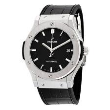 Hublot Classic Fusion Automatic Black Dial Mens Watch 511.NX.1171.LR