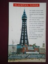 Blackpool Posted Printed Collectable Lancashire Postcards