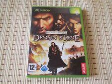 Forgotten Realms Demon Stone für XBOX *OVP*