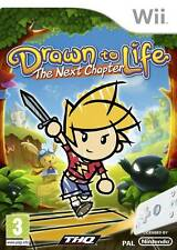 Drawn To Life: The Next Chapter (Wii) Nintendo Wii Brand New