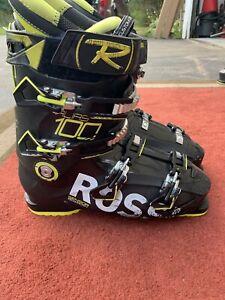2017 Rossignol Alias Sensor 100 Mens Ski Boots - ALL SIZES - GREAT CONDITION
