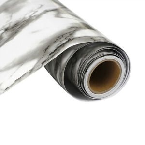 Marble Self Adhesive Wallpapers Peel and Stick Floor Contact Paper Home Decor