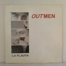 """Outmen – La Flauta (Vinyl, 12"""", Maxi 33 Tours)"""
