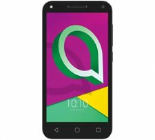 "Alcatel U5 5044Y 8GB 5MP Camera 5"" Android Mobile Smartphone Black Unlocked"