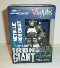 Diamond Select Toys The Iron Giant Vinyl Vinimates Metallic Glows in the Dark