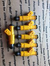 JEEP 4.0 YJ UPGRADE GENUINE BOSCH FUEL INJECTOR SET 4-HOLE NOZZLE