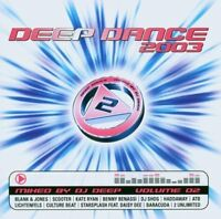 DJ Deep Deep dance 2003 Vol. 02 (mix) [2 CD]
