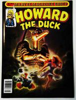 Howard the Duck #9 Marvel 1981 VF- Bronze Age Comic Book Magazine 1st Print