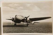 2846 AK Flugzeug Hentschel Mehrzweckflugzeug Hs 124 PC airplane