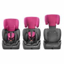 Kinderkraft  car seat 9-36 kg ISOFIX   Concept Pink  KINDERKRAFT