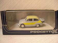 Progetto K: Fiat Abarth 850 GR5 1968 Clienti - PK141