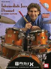 INTERMEDIATE JAZZ DRUMSET DANNY GOTTLIEB DRUM DVD CHART