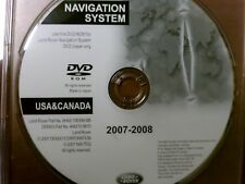 05 06 07 08 Range Rover HSE Supercharged Navigation DVD