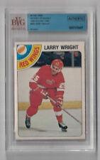 12/13 ITG HISTORY HOCKEY LARRY WRIGHT 78/79 O-PEE-CHEE ROOKIE CARD