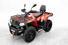 Crossfire x400 4 x4 AWD Fuel Injection, Quad bike, Farm Dirt ATV