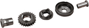 Drag Specialties 24 Tooth Compensating Sprocket Kit 84-90 Harley Big Twin