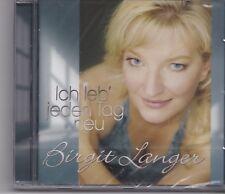 Birgit Langer-Ich Leb Jeden Tag Neu cd album sealed