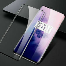 For Oneplus 7T Pro Curved 3D Screen Protector Tempered Glass Full Glass Cover