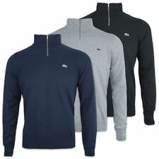 Lacoste Cotton Jumpers for Men