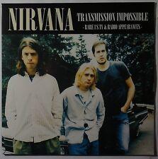 Nirvana-trans mission impossible-rare us tv & radio Appearances Ltd LP 500 C