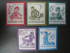 Netherlands: 1950 Kind / Child ongebruikt / mint hinged CW € 37,50