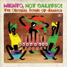 ** VARIOUS ARTISTS  MENTO NOT CALYPSO  2CD  CLASSICS AND RARITIES!!