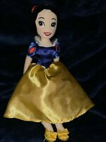 Disney Snow White and Seven Dwarfs Plush Doll - 12""