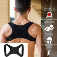 Körperhaltung Korrektor verstellbare Rücken Unterstützung Schultergurt Gürtel