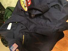 -- Boy cub Scouts of America   short sleeve shirt youth XL