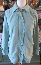 Daxon Ladies Light Green Coat Size 10/12