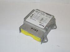 Airbagsteuergerät Crashsensor VW Golf 5 Jetta 1K0909605A 00M Siemens 5WK43411