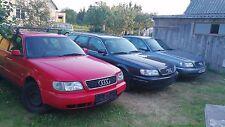 Schlachtfest Audi 100 A6 C4 2,0 2,6 2,8  nur  Teile kein komplett!!